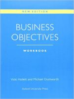 BUSINESS OBJECTIVES WORKBOOK NEW EDITION