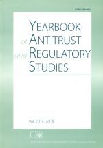 YEARBOOK OF ANTITRUST AND REGULATORY STUDIES VOL. 2014, 7(10)