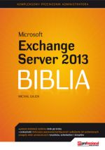 MICROSOFT EXCHANGE SERVER 2013 BIBLIA